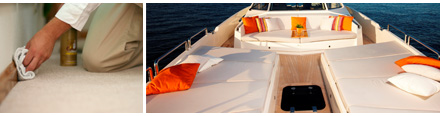boat carpet & upholstery cleaning