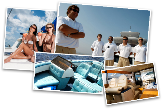 boat & yacht cleaning services